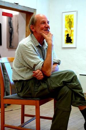 Ulf Gripenholm..