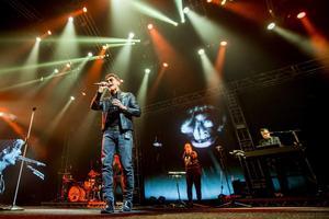 Det norska popbandet A-ha spelar på Dalhalla den 4 juli nästa sommar. Foto: Vegard Wivestad Grøtt / TT
