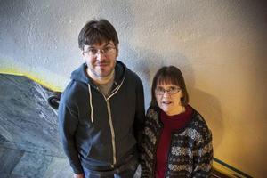 Martin Sundin och Ingrid Olsson sitter båda i KLUBB SAM:s styrelse. I år höst firar föreningen tio år.