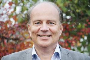 Ordförande Gunnar Skoglund.