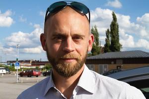 Emil Ciepielewski, 40, Sandvik Coromant:   – Lite överraskande är det, speciellt att det kommer i media först. Styrelsen är ny och jag antar att de vill ha någon som passar deras planer.
