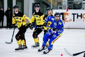 ÖSK föll med 3–6 mot Nässjö, men hade gott om lägen till fler mål. Foto: Veronika Ljung Nielsen