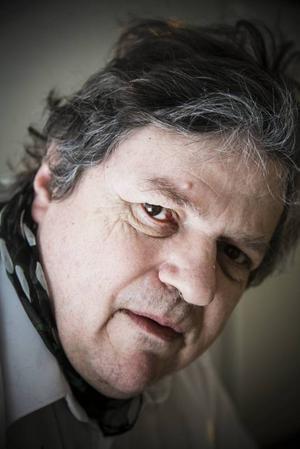 – Det är alltid kul med lite uppmärksamhet, säger Anders Hansen om att folk tycker om hans dikter.