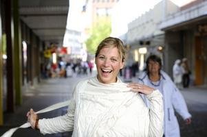 Patricia Wallin Granhagen blir ny centrumledare i Falun. Den fjärde raka kvinnan på den posten.