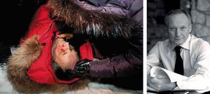 På valdagen i december 2010 slogs Uladzimir Njakljajeu ned av maskerade män. Från intensivvårdenfördes han bort naken av belarusiska KGB. År 2011 utsågs han av svenska PEN till Tucholskypriset, som varje år ges till en författare i fängelse eller exil, men prisutdelningen fick vänta.