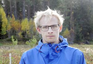Nicklas Jonsson är född och uppvuxen i Söderhamn.