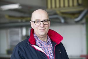 Lars Bergmark är affärsutvecklingschef på Gavlegårdarna.
