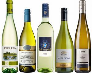 Fem utmärkta vita, torra, viner i Systembolagets beställningssortiment. Men det finns många fler.