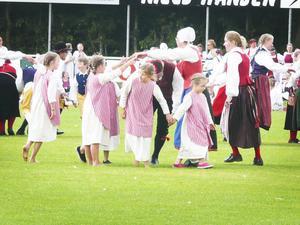 Kulturlägret i Skive pågick i fem dagar och lockade nästan 1 800 barn, ungdomar och ledare.