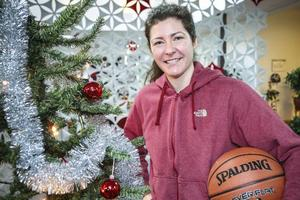 Julen är en stor högtid för Anne Farrell.