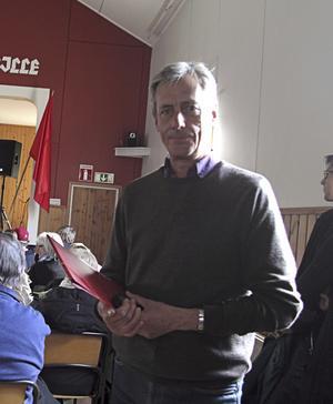 Ny roll. Kent Persson, främst känd som V-politiker för många, är ny ordförande för Företagarna norra Västmanland.Foto: Arkiv