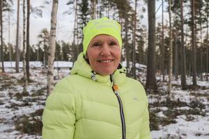 Anna Jansson jublar över att kommunen röstade ner förslaget på att bygga bostäder på två naturområden intill ÖSK.