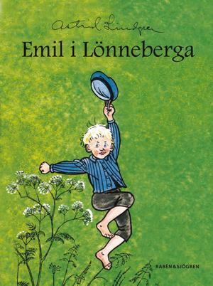 """""""Emil i Lönneberga"""" av Astrid Lindgren."""