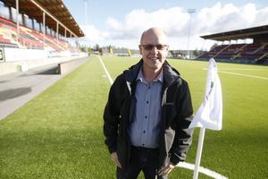 Mats-Olov Berglund blir ny chef för Östersunds alla idrottsarenor.