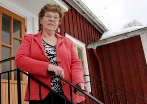 Ny kraft. Hon är beredd att ta på sig ordförandeskapet inon Grythyttans PRO. Vera Jensen tycker om att engagera sig och vill locka fler att bli aktiva.