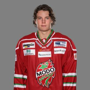 Victor Olofssons namn dök plötsligt upp på Timrå IK:s laguppställning.