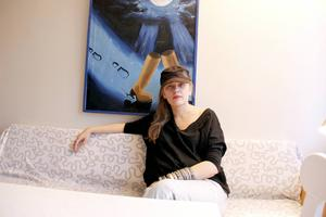 Therese Elljung  vill ändra folks attityder mot de som fått en psykiatrisk diagnos.