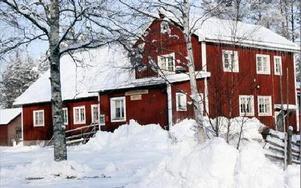 Den före detta NTO-lokalen i Sågen har anor tillbaka till 1932. Men det var 45 år sedan det var en offentlig musikkväll där. FOTO:LEIF OLSSON