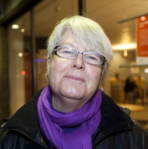 Anita Varenius, 73 år,pensionär, Gävle:– Inga alls. Det finns ingen anledning.