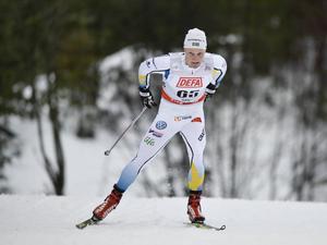 Jens Burman blev bäste svensk på 27:e plats i distansen Tour de Ski.