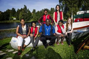 Abigail Swartboo, Felicity Maria Fuku Tutuzelwa, Mapela Mbulelo, Natascha Juta Andisiwe, Sofia Hellqvist, Milisant Masiko Nwabisa, Paulina Fröling.