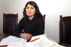 Besviken. Meriam Eliassi blev avstängd från a-kassan. Hon är besviken över att reglerna inte tar mer hänsyn till olika individers förhållanden.
