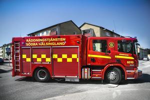 KFSH ansvarar för räddningstjänsten i södra Hälsingland.