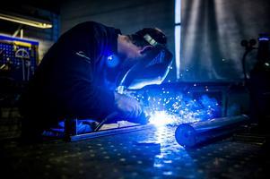 Metallprodukter i Edsbyn riskerar att få betala böter om företaget fälls för arbetsmiljöbrott. (Arkivbild)