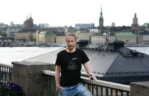 Johan har fortfarande kontakt med Anders Ericson, en av de personer han räddade.