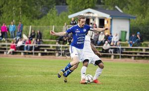 Säkrat kontrakt? Då börjar Fagersta Södra tappa poäng.