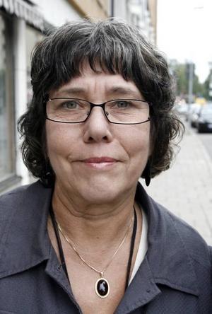 Helena Harrysson.