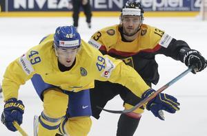 Victor Rask gjorde sitt första VM 2015.