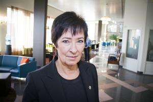 Mona Sahlin, nationell samordnare mot extremism.