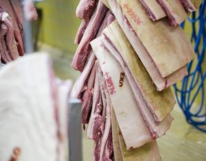 Snedvriden konkurrens för grisbönder ger svenskt kött svårigheter att hävda sig på marknaden. Sverige bör kräva av EU-kommissionen att de omedelbart agerar för att säkra lika konkurrensvillkor, skriver företrädare för Kristdemokraterna.