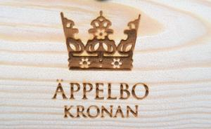 Äppelbo brudkrona har blivit ett varumärke.