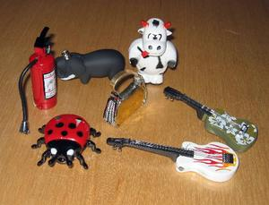 Farligt för barn. Tändare som liknar leksaker kan orsaka brännskador om små barn leker med dem, varnar konsumentverket.