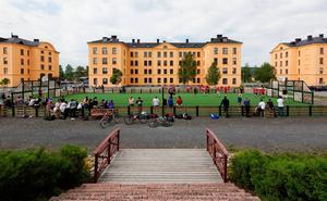 Norrporten köper fyra fastigheter på Stadsdel Norr i Östersund.