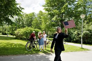 Barack Obama gick i täten för ekonomiprogrammet som speglade världsekonomin.