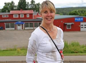Birgitta Fairweather spelar mycket golf under de fyra månader hon spenderar i Järvsö varje år.