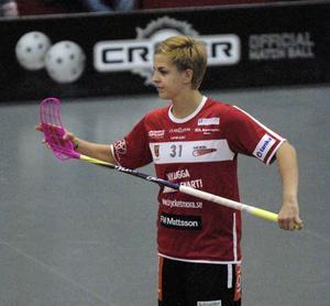 Målfarliga backen Silvana Nötzli