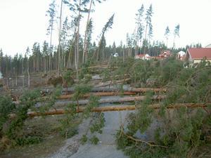 Uvberget utanför Borlänge.