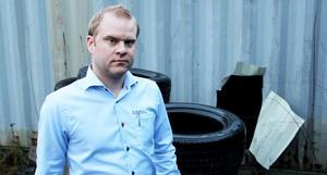 Håkan Springfeldt, på Bilia i Fagersta, säger att firman nu ska öka säkerheten med larm.