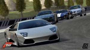 400 bilar från 50 tillverkare finns i Forza motorsport 3.