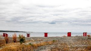 Hornslandet är ett av de områden som ingår i Rogsta socken.