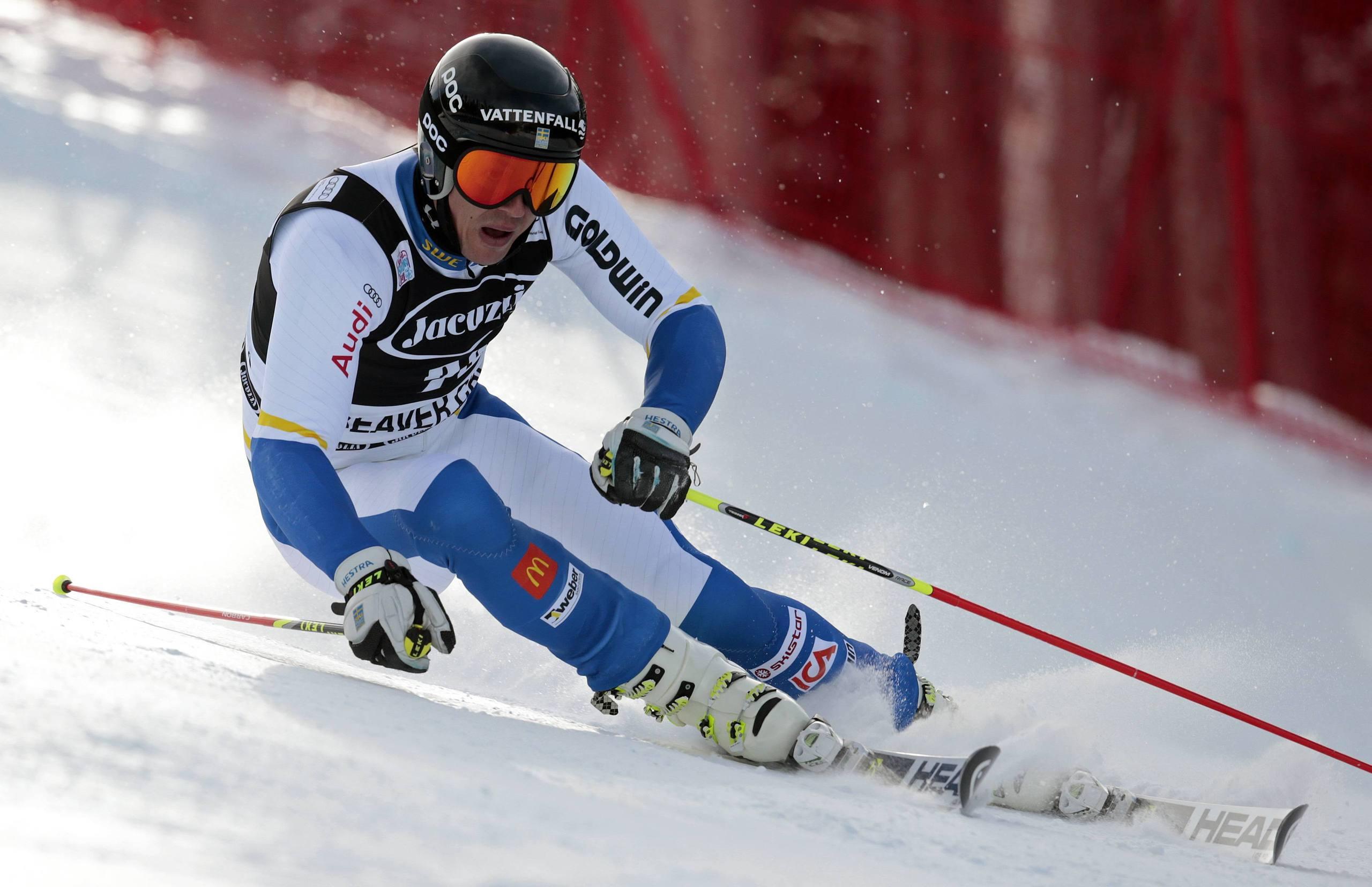 Markus larsson baste svensk i adelboden