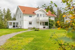 Stor familjevilla i Södermalm/Sidsjö på 186 kvadratmeter.