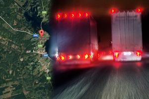 Olyckan skedde i Hammerdal i Strömsunds kommun.