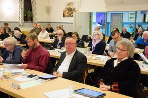 Martti Hopponen (SD) har inte samarbetat med andra partier i fullmäktige under sina sex år i kommunpolitiken.