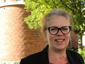 En spännande utmaning, säger Ing-Marie Pettersson Jensen om sitt nya arbete som kultur- och fritidschef i Avesta.