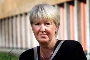 Ann-Margret Knapp, s, har kastat in handduken.